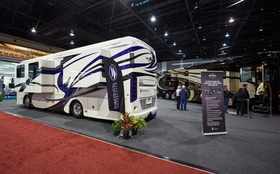 Spartan Motors and Foretravel Motorcoach partner to Introduce the Foretravel Iron Colt (ic-37), a 37-foot Class A diesel RV targeted towards new recreational vehicle users (RVers) seeking the Class A RV experience in a smaller footprint design.